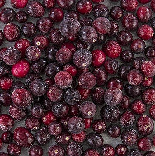 Cranberries/ Moosbeeren, ganz, TK, tiefgefroren 1 kg