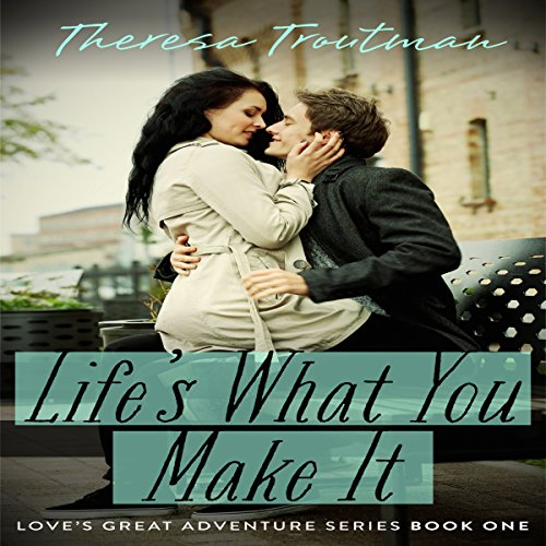 Bargain Audio Book - Life s What You Make It