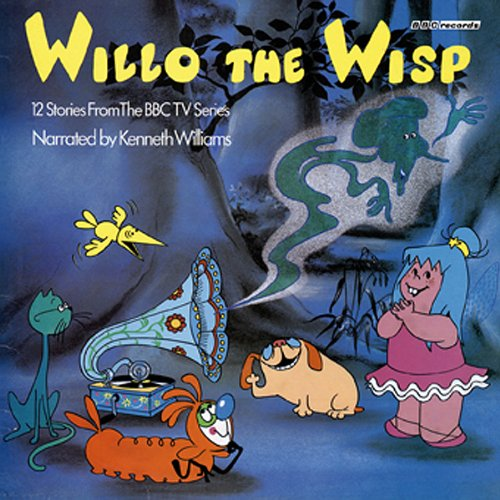 Willo the Wisp audiobook cover art