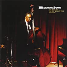 Bassics Best Of The Ray Brown Trio 19772000