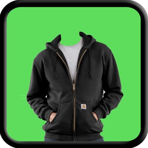 Sweatshirt Photo Suit For Men