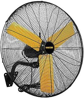 Master Mac-24WOSC High Velocity Wall Fan, 24, Black