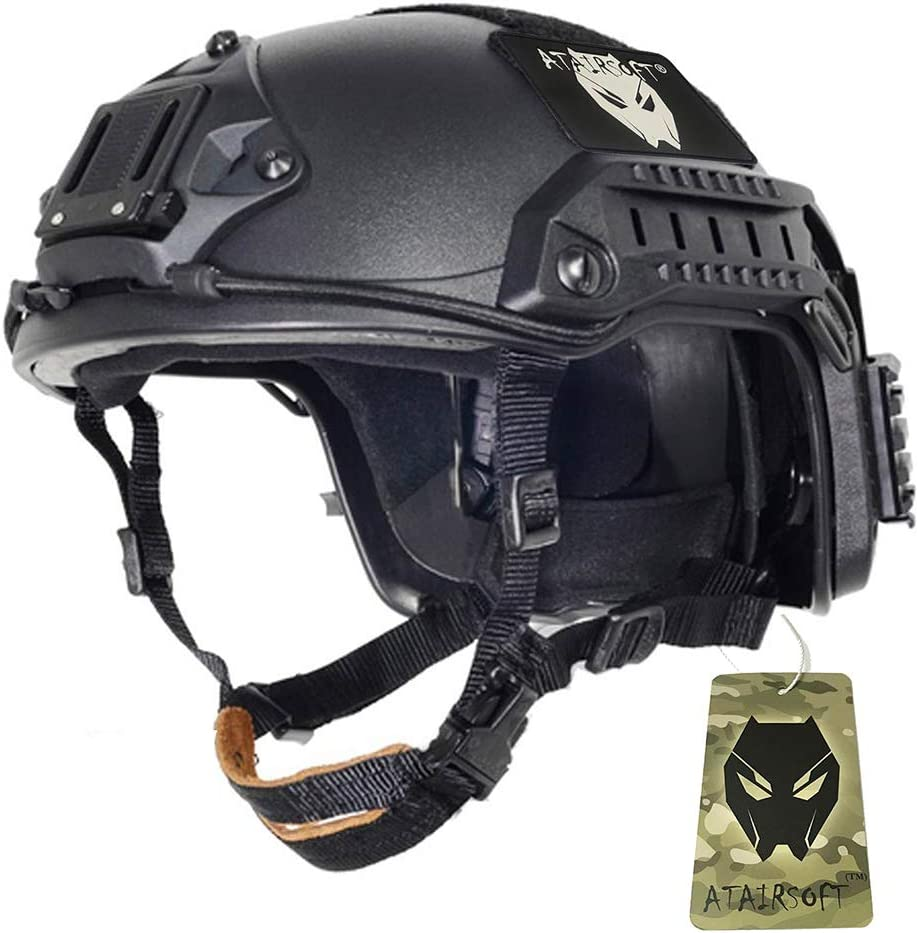 ATAIRSOFT Adjustable Maritime Helmet for Raleigh Mall ABS Airsoft sold out Paintball