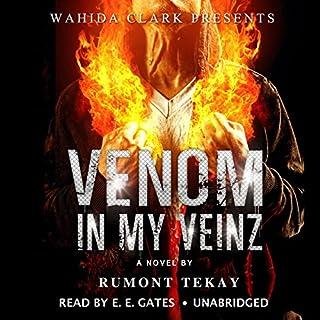Venom in My Veinz audiobook cover art