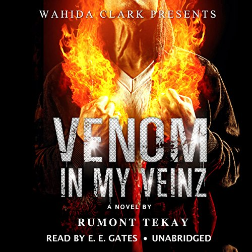 Venom in My Veinz audiobook cover art