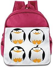 Ysov The Penguins Of Madagascar Little Kid Preshool School Bag Pink