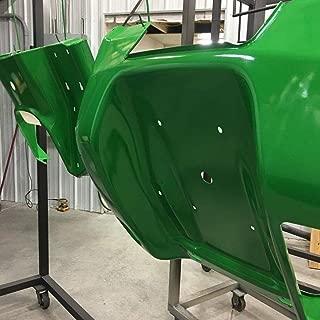 john deere green powder coat paint