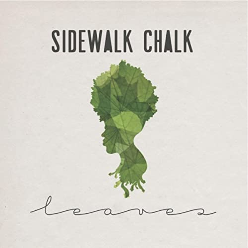 Image result for sidewalk chalk leaves