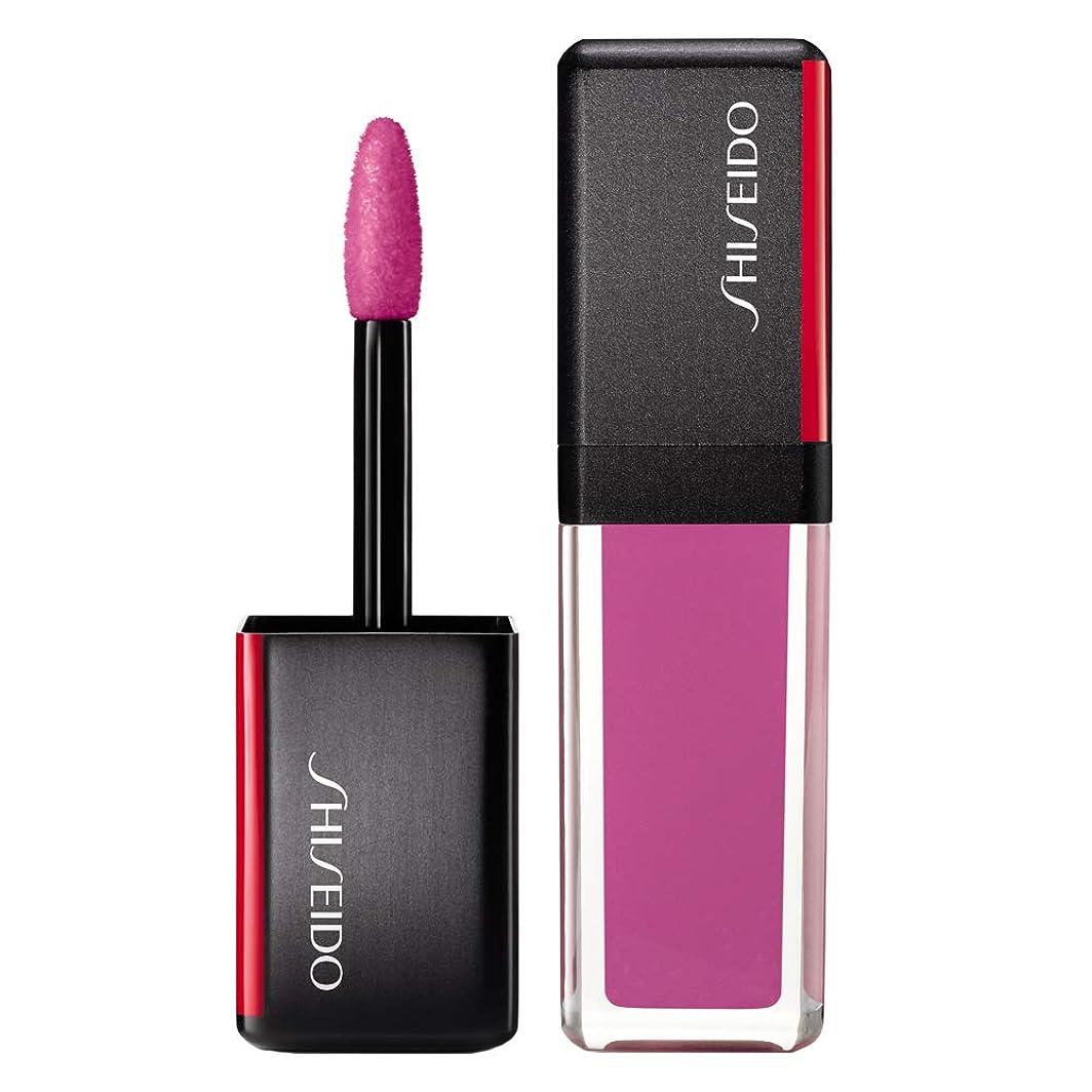 食事を調理する大破労働資生堂 LacquerInk LipShine - # 301 Lilac Strobe (Orchid) 6ml/0.2oz並行輸入品
