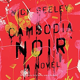 Cambodia Noir audiobook cover art