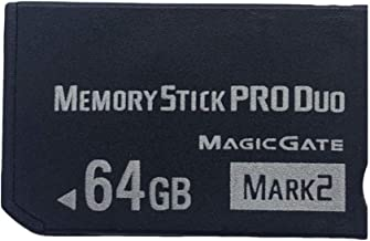 $33 » Sponsored Ad - LILIWELL Original MS 64GB Memory Stick Pro Duo MARK2 64gb for PSP Accessories/Camera Memory Card