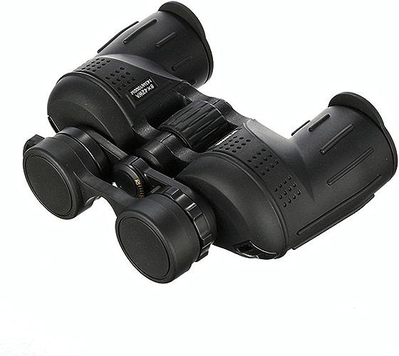 Wenzhihua Jumelles 8x42 Portable étanche HD Vert Film Basse Lumière Niveau Vision Nocturne Lunettes pour Usage Extérieur Escalade Randonnée Chasse Voyages