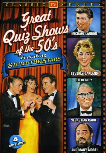 Great Quiz Shows Of The 50s / (B&W) [DVD] [Region 1] [NTSC] [US Import]