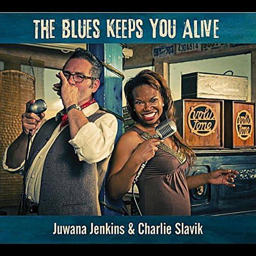 Juwana Jenkins & Charlie Slavik
