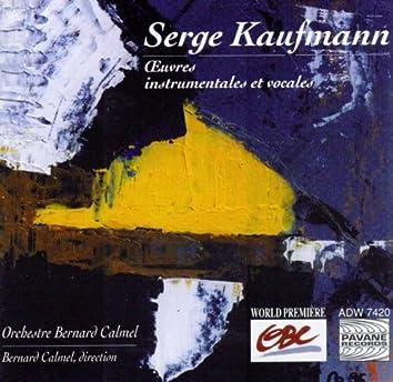 Kaufmann: Œuvres instrumentales et vocales