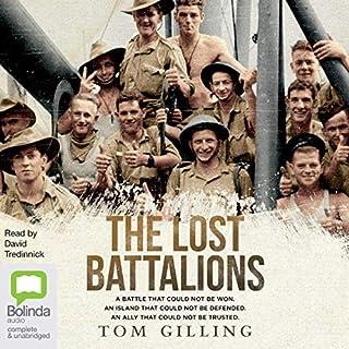 The Lost Battalions cover art