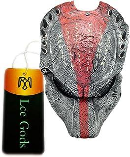 New Wire Mesh Black Red Alien Vs Predator AVP Full Face Protection Paintball Mask