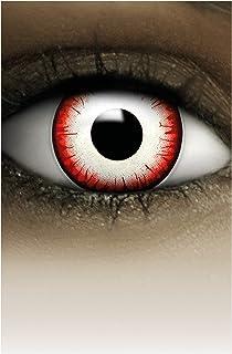 FXCONTACTS Gekleurde Halloween Contactlenzen, Zachte Motief lens voor chique Jurk Kostuum, 2 stuks, 1 paar, Eenmalig gebru...
