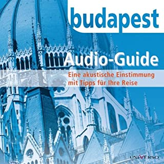 Reiseführer Budapest Titelbild