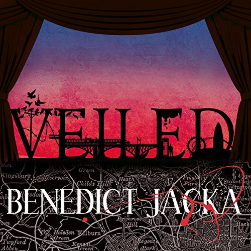 Veiled cover art