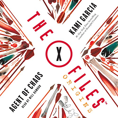 The X-Files Origins: Agent of Chaos audiobook cover art