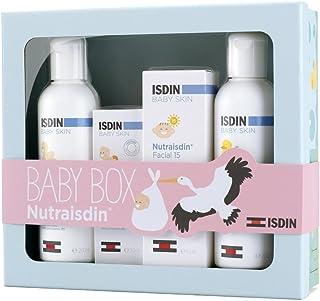 Isdin Nutrasidin Set De Productos Para El Cuidado De La Piel Del Bebé