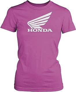 Women's Big Wing Pink T-shirt, 2XL