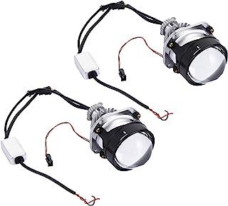 2 peças LED farol de carro lâmpada lâmpada automotiva peças acessórios para carro