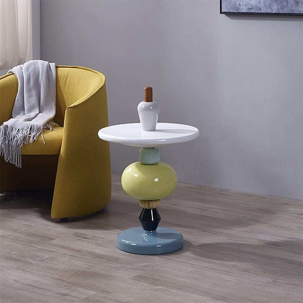 Colorado Springs Mall Small Table Creative Combination Side Corner Round SALENEW very popular Movable