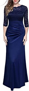Evening Dresses 09882 Long Autumn Style Elegant Sleeve Formal Evening Dresses