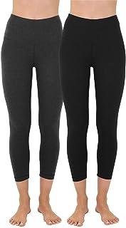 90 Degree By Reflex Basic Womens Capri Workout Leggings