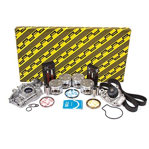 Evergreen OK4026/0/0/0 Fits 88-95 Honda CRX Civic Del Sol 1.5L SOHC 16V D15B1 D15B2 D15B7 D15B8 Engine Rebuild Kit