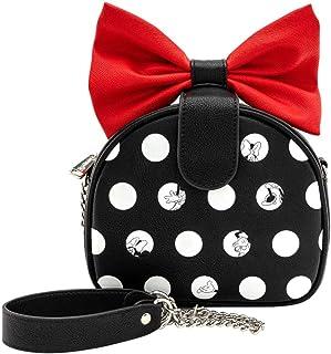 Loungefly Disney Minnie Mouse Big Red Bow Crossbody Bag