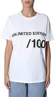 Maison Margiela Luxury Fashion Womens S32GC0522S21058101 White T-Shirt | Fall Winter 19