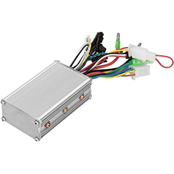 36V//48V 350W DC Electric Bicycle E-bike Scooter Brushless DC Motor Controller .*