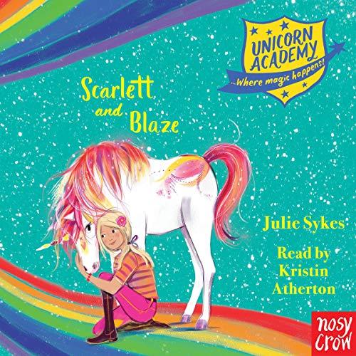 Unicorn Academy: Scarlett and Blaze cover art