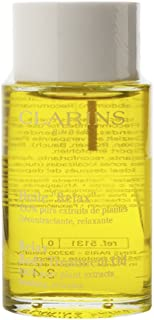 Clarins Body Treatment Oil-Soothing, Relaxing, 3.4-Ounce Box