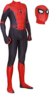 spiderman homecoming costume spandex
