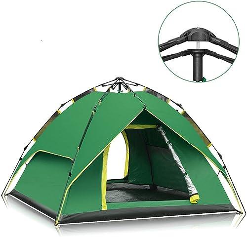 Tente extérieure 3-4 Personnes tentes de Camping Sauvage Sauvage de Juillet