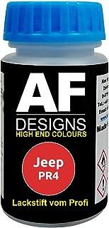 Lackstift für Jeep PR4 Flame Red Sprinter schnelltrocknend Tupflack Autolack