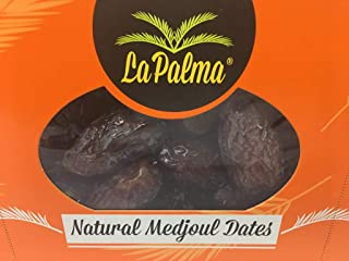 Natural Medjoul La Palma Premium Fresh Dates 1 KG - 2.2 LB