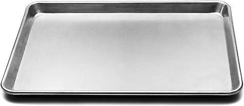Hot Stuff Bakeware 3003 Aluminium Half Sheet Baking Tray 456mm x 326mm x 27mm