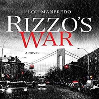 Rizzo's War audiobook cover art