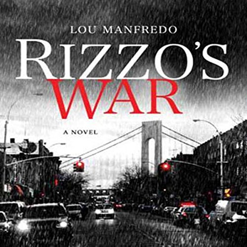 Rizzo's War audiobook cover art
