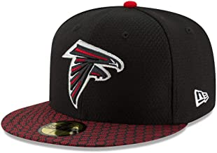 New Era Atlanta Falcons NFL 17 Sideline 59fifty 5950 Fitted Cap Limited Edition