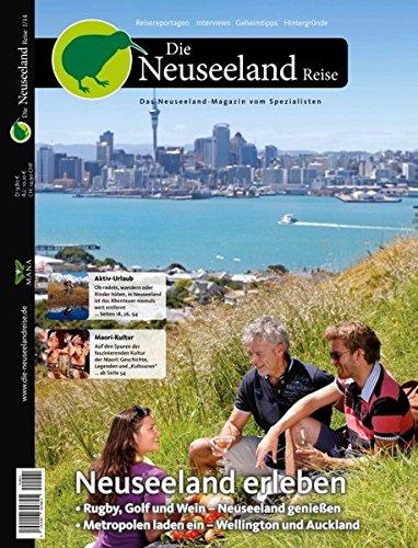 Die NeuseelandReise: Das Neuseelandmagazin vom Spezialisten