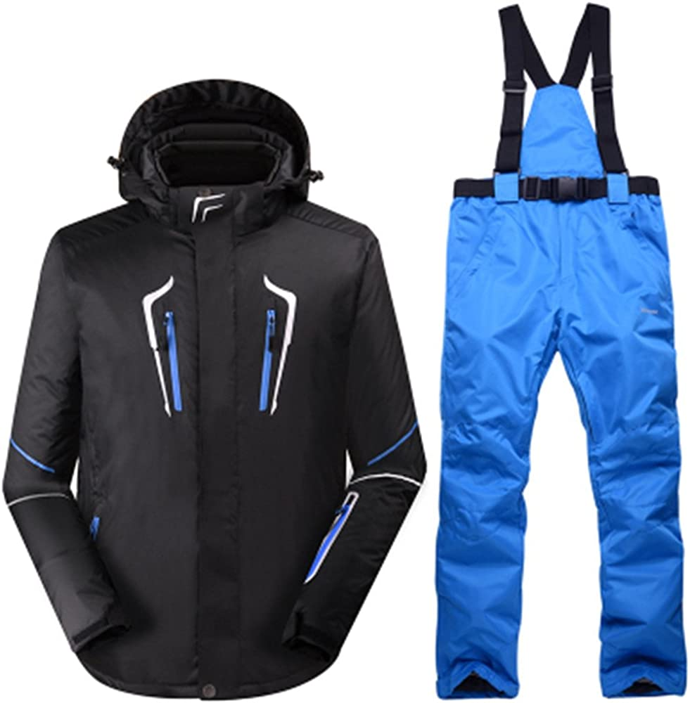 Men's Outdoor Sports Waterproof Windproof Cl Ranking TOP7 Snowsuit Super beauty product restock quality top Breathable