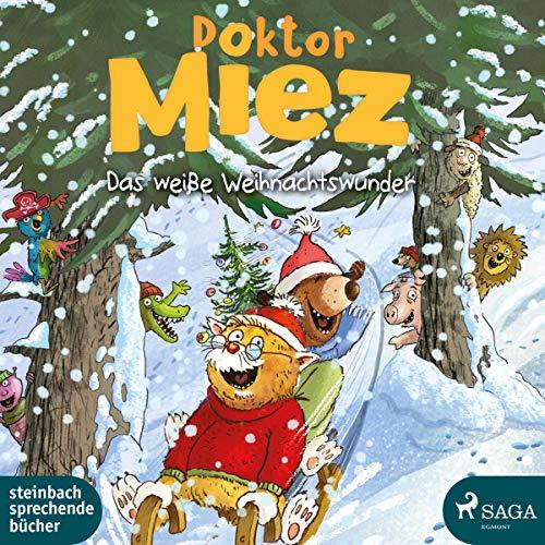 Das weiße Weihnachtswunder Titelbild