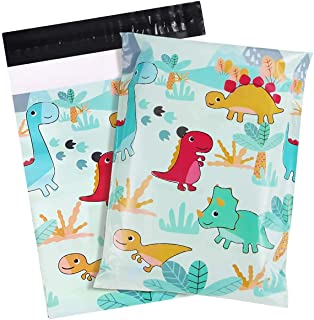 """100 Pack Poly Mailers, 10"""" X 13"""" Envelopes Plastic Custom Mailing Shipping Bags, Poly Mailer Envelope with Self Seal Adhes..."""