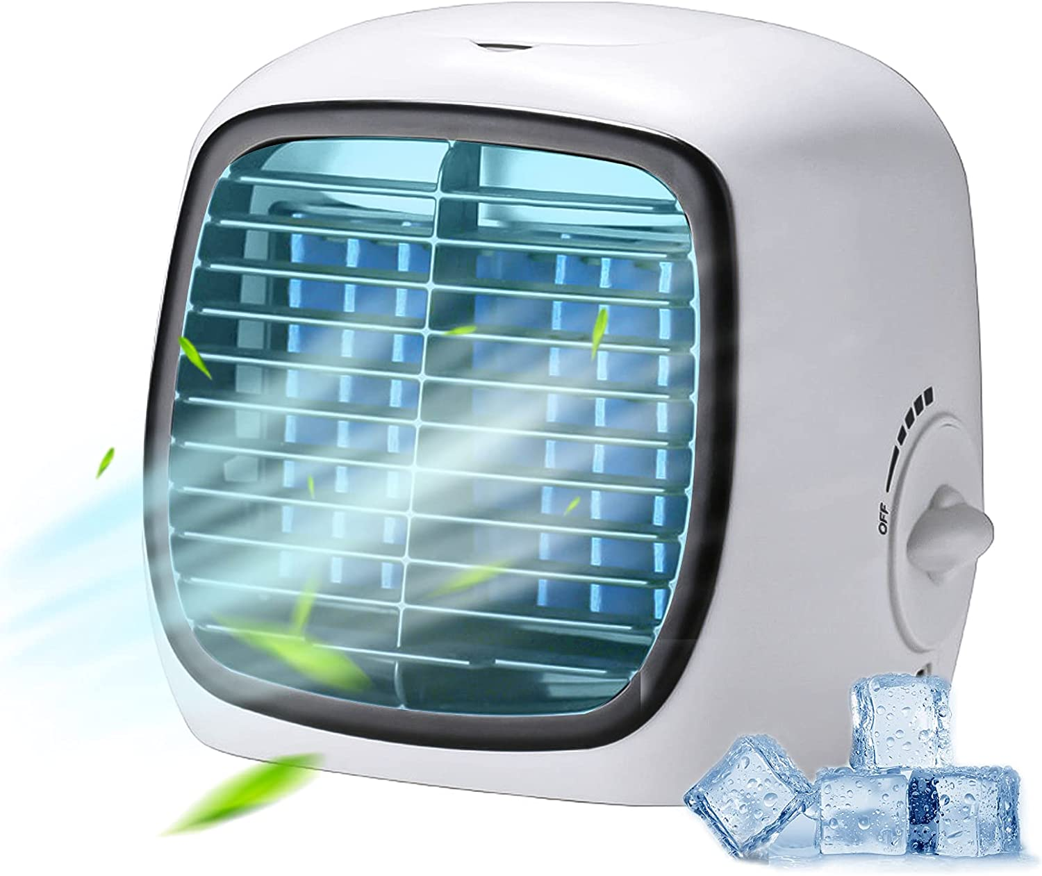IVYUP Courier shipping free shipping Mini Portable Air Conditioner outlet Personal Wa Cooler with